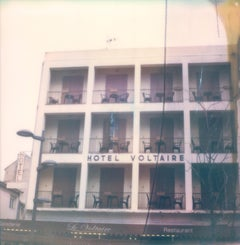 Arles #05, 2108 [From the series Landmarks] - Polaroid, Color