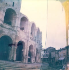 Arles #08, 2108 [From the series Landmarks] - Polaroid, Color
