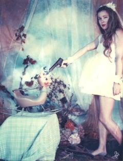 Bambi Pang Pang - The Bride (Birth and Bees) - Contemporary, Polaroid, Women