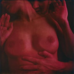 Case 47 #08, 2006 [From the series Le Fan d'O] - Polaroid, Nude, Women, Color