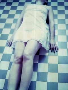 CHASTE - Contemporary, 21st Century, Polaroid, Figurative Photography