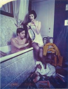 FISHERMAN'S FRIEND  - Unique piece - Original Polaroid, Women, Contemporary