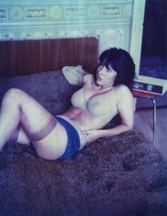 Girl Manoeuvres - 04 - Contemporary, 21st Century, Polaroid, Figurative, Women