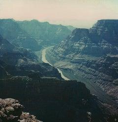 Grand Canyon #35 (US Road trip Diary) - Polaroid, Landscape, US, Color