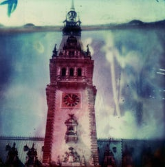 Hamburg-Rathaus #01 (Been there, done that) - Polaroid, Landscape, US, Color