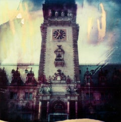 Hamburg-Rathaus #02 (Been there, done that) - Polaroid, Landscape, US, Color