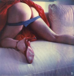 Just in Case, 21st Century, Contemporary, Polaroid, Nude Photography, Color