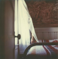 Kingman Haunted #52, Contemporary, 21st Century, Polaroid, Figurative Photograph