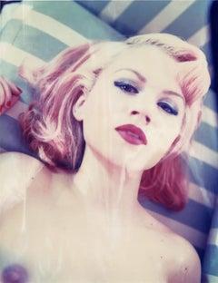 Miss Eris #03 ( Les Foxy Femmes) - 21st Century, Women, Polaroid, Contempo