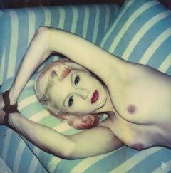 Miss Eris #11 ( Les Foxy Femmes) - 21st Century, Women, Nude, Polaroid, Contempo