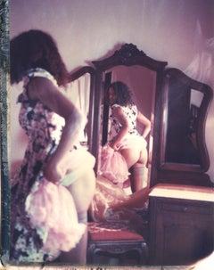 Oui Mon Cul #20 (40x31cm) - Polaroid, Contemporary, Nude, 21st Century