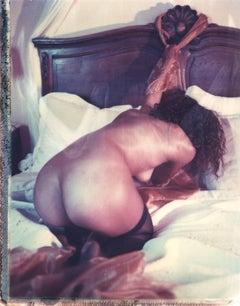 Oui Mon Cul - Contemporary, Nude, Woman, Figurative, 21st Century, De Vos,