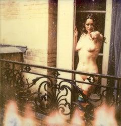 Paree #03, Contemporary, Figurative, Nude, Woman, 21st Century, Color