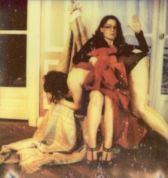 Paree #07, Contemporary, Figurative, Nude, Woman, 21st Century, Color