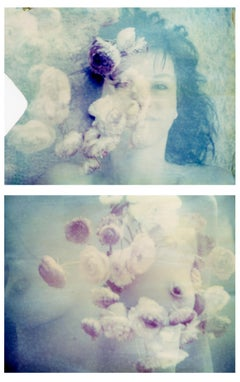 RANONKEL #diptych [From the series Need to Be] - Polaroid, Nude, Portrait