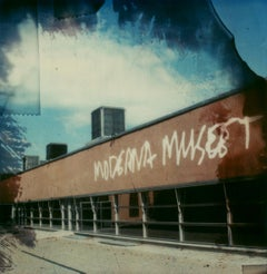 Stockholm, Moderna Museet #17 [Been there, done that] - Polaroid, Color