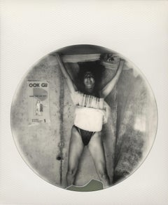 Topsy Turvy [From the series Need to be] - Polaroid