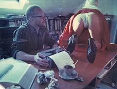Writer's Block (Odd stories) - Polaroid, Contemporary, 21st Century, Color