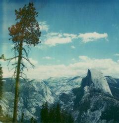 Yosemite #134 (US Road trip Diary) - Polaroid, Landscape, US, Color