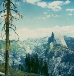 Yosemite #135 (US Road trip Diary) - Polaroid, Landscape, US, Color