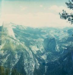Yosemite #136 (US Road trip Diary) - Polaroid, Landscape, US, Color