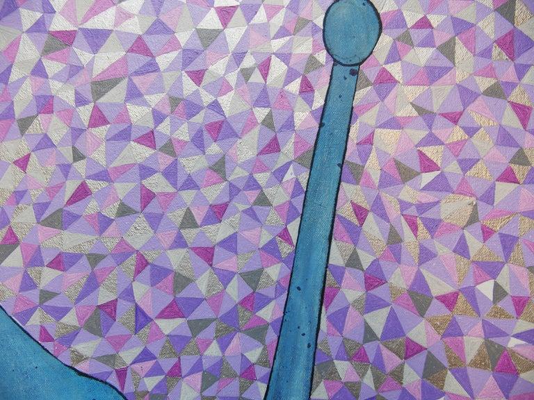 El Señor Luna - Painting by Carmen Gutierrez