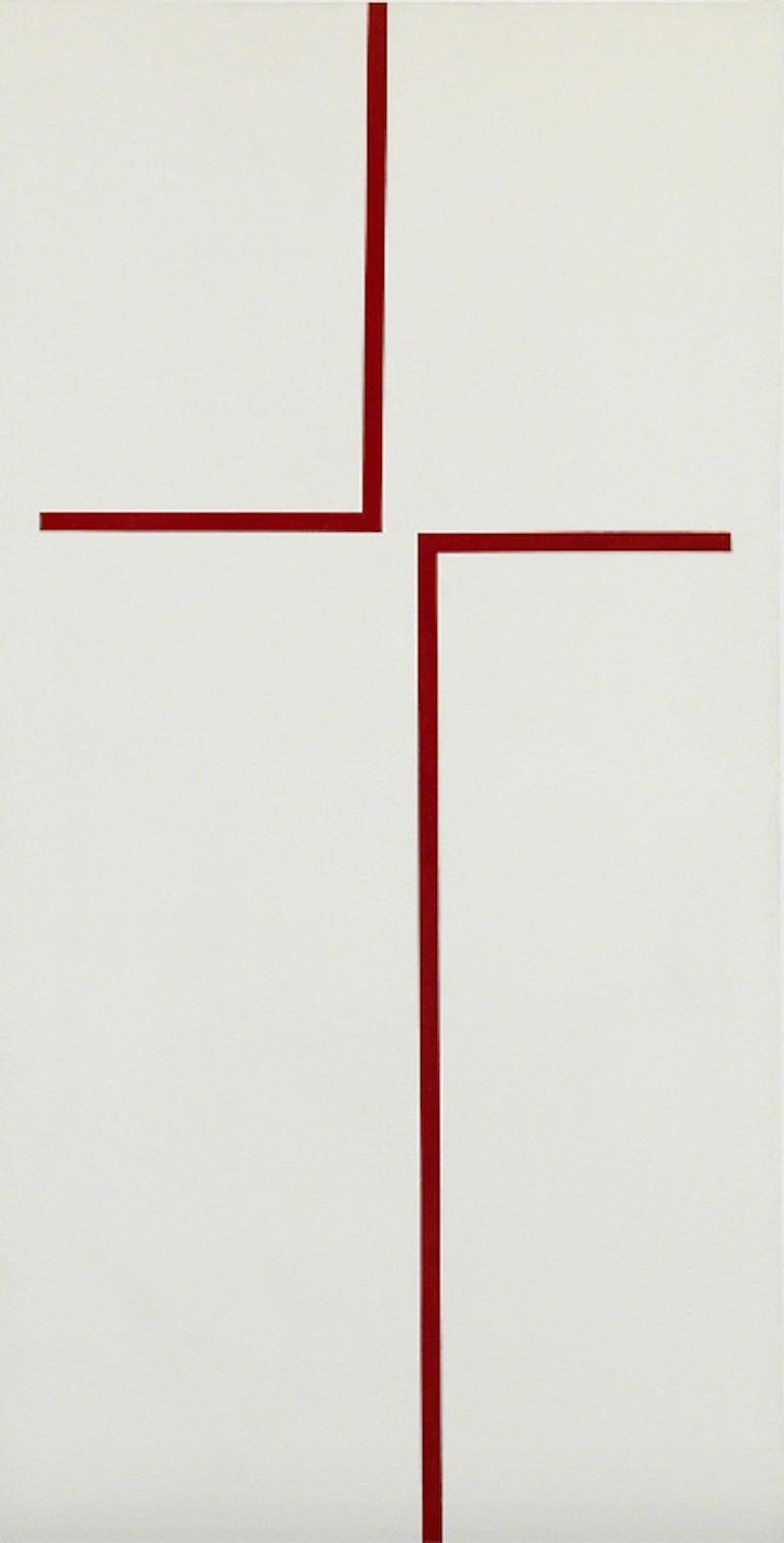 Carmen Herrera Abstract Print - The Way