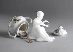 SUGAR, SUGAR - surreal flame-worked glass sculpture
