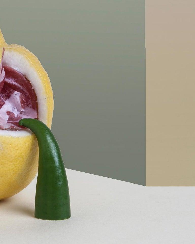 Modern Carmen Mitrotta Dead Food for New World Photo Nr. 10 For Sale