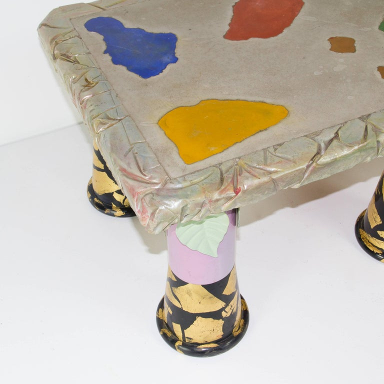 Carmen Spera Table for Art et Industrie In Excellent Condition For Sale In Allentown, PA