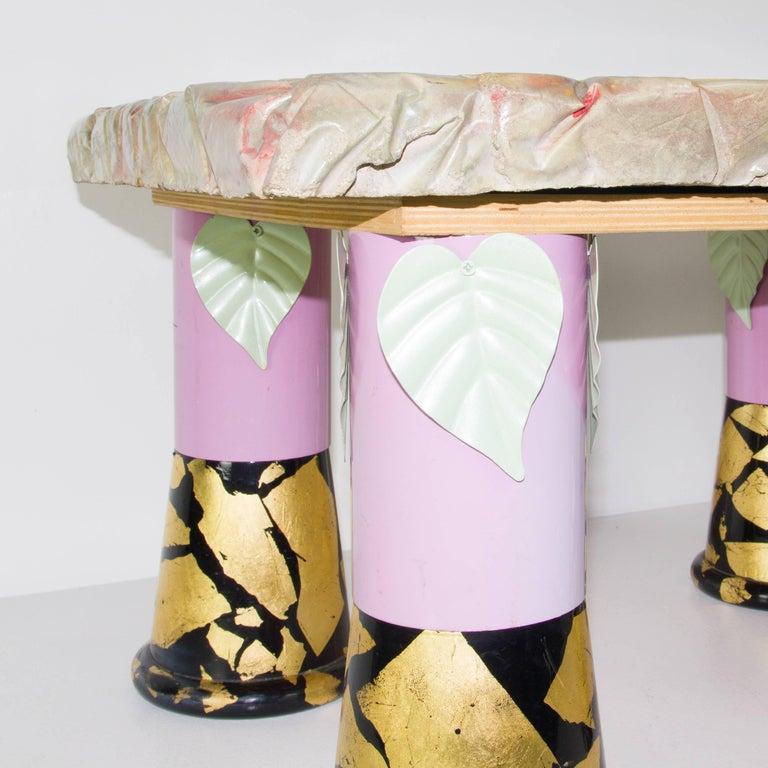 Late 20th Century Carmen Spera Table for Art et Industrie For Sale