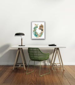 Carne Griffiths, The Tiger Encounter, Limited Edition Print, Tiger Art