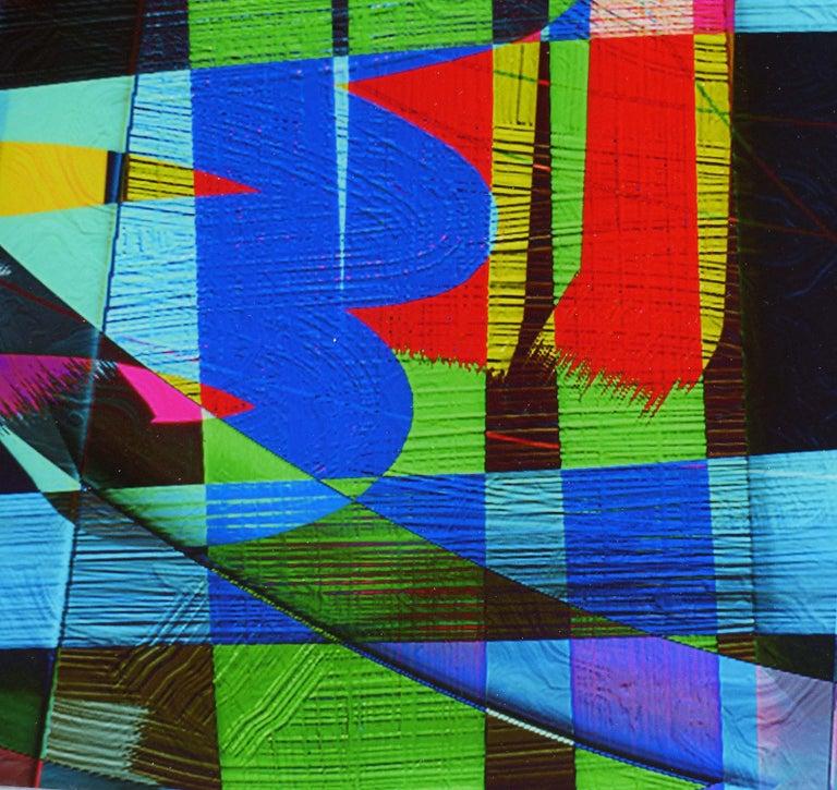 Abstract Archival Digital Fine Art Print