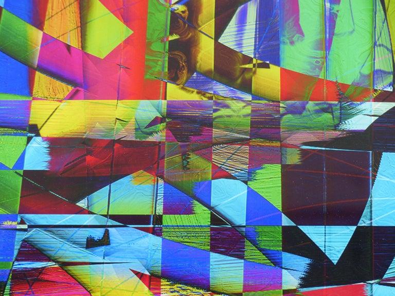 Plexiglass Abstract Archival Digital Fine Art Print