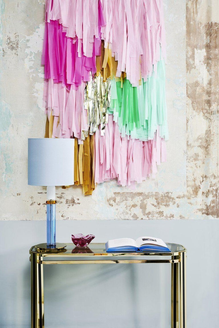 Modern Carnival Table Lamp No. 1 For Sale