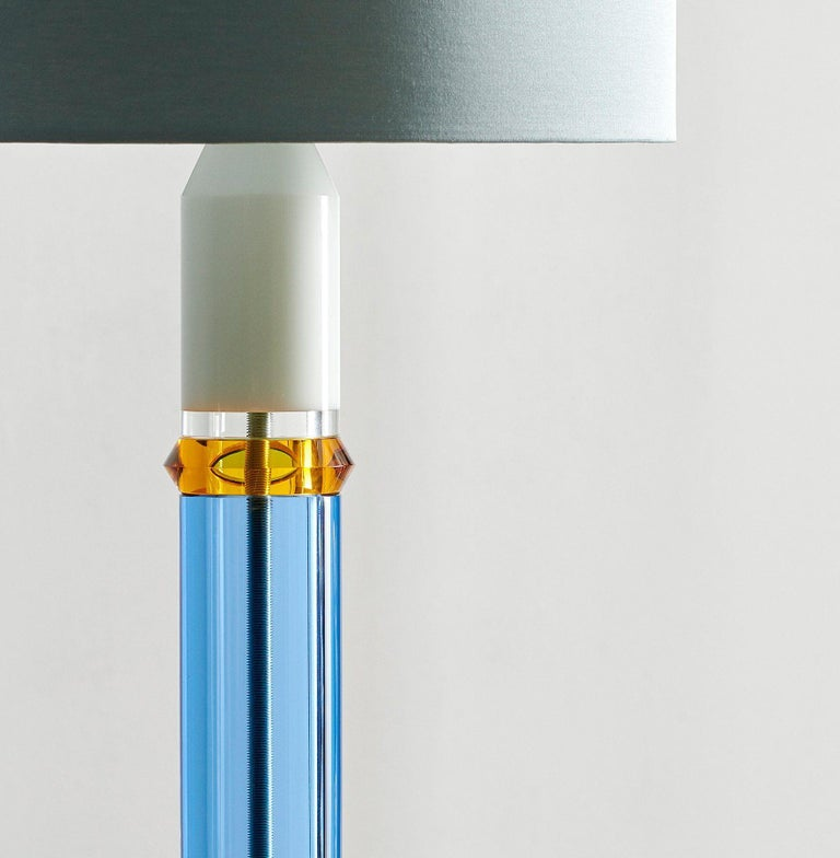 Danish Carnival Table Lamp No. 1 For Sale