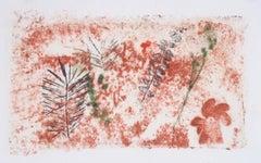 """Talisman"" 1964 Botanic Monotype"