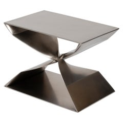 Carol Egan Steel Stool, USA, 2017