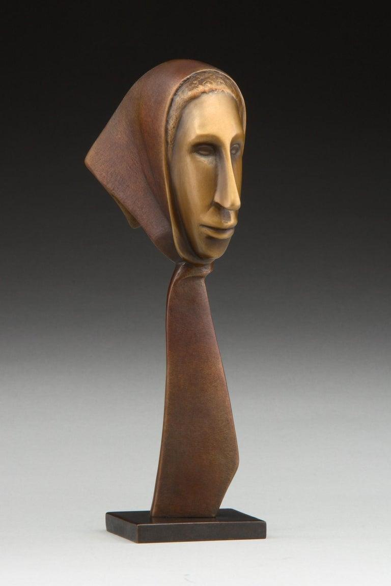 Cassandra - Sculpture by Carol Gold