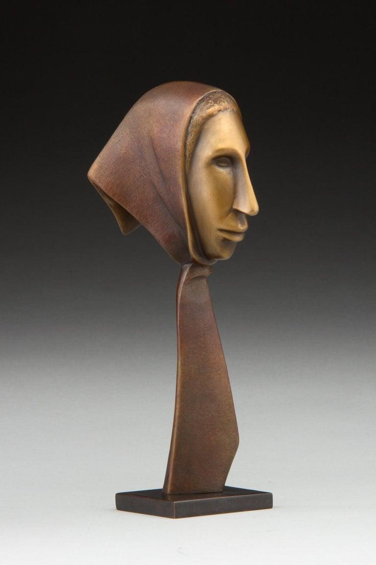 Carol Gold Abstract Sculpture - Cassandra