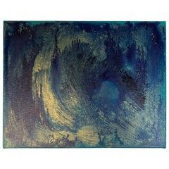 "Carol Post, ""Galaxy"", Acrylic on Canvas, 2017"