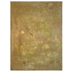 "Carol Post, ""Inspiration"", Venetian Plaster and Acrylic on Canvas, 2018"