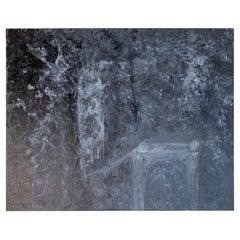 """Carol Post, """"Mystery Garden"""", Acrylic on Canvas"""