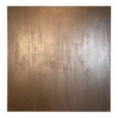 "Carol Post, ""Radiance"", Venetian Plaster and Krystal Acrylic on Canvas, 2018"