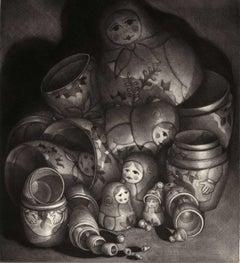 Matryoshka (Russian nesting dolls / No Collusion, No Obstruction)