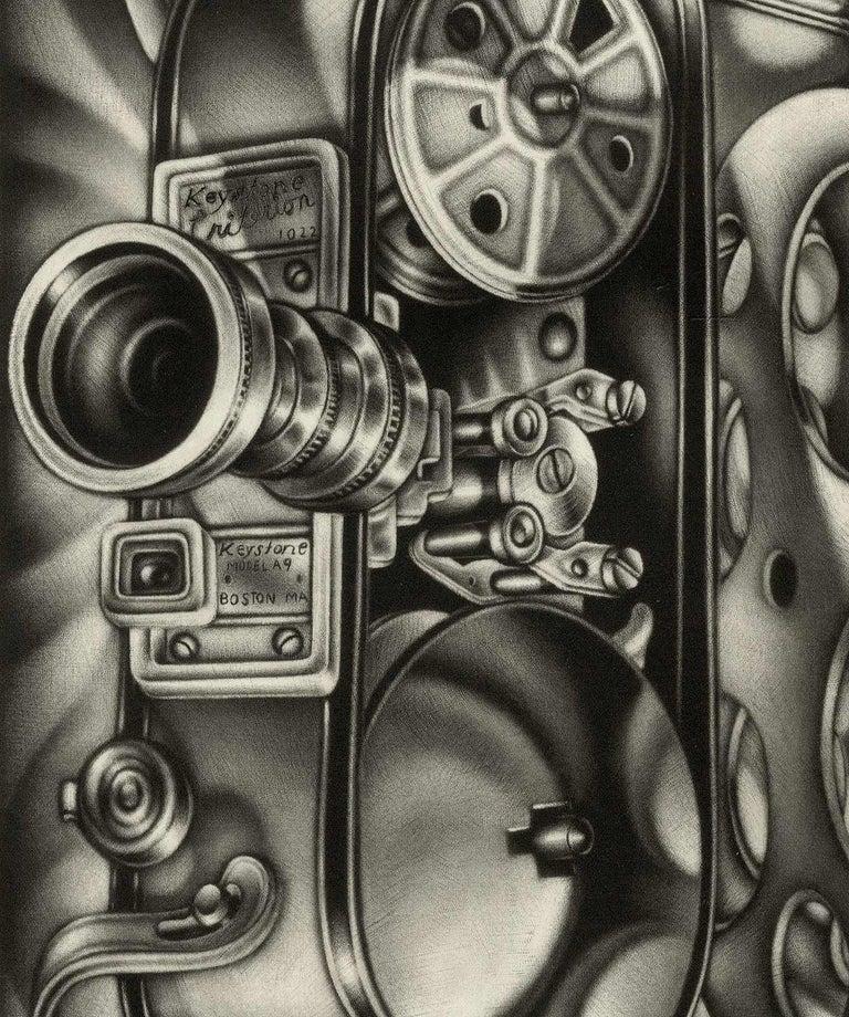 Photo Reelism - Contemporary Print by Carol Wax