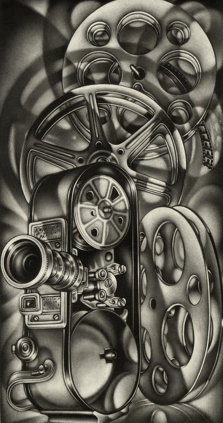 Carol Wax Still-Life Print - Photo Reelism