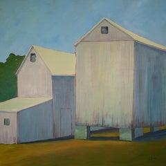 'Six Feet Apart', Contemporary Landscape Painting