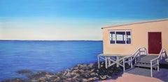 """""""Soundview,"""" Contemporary Landscape Painting"""