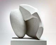 Concrete Sculpture 'Focus' by Carola Eggeling